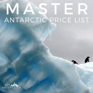 Master-Antarctica-Price-List-2018